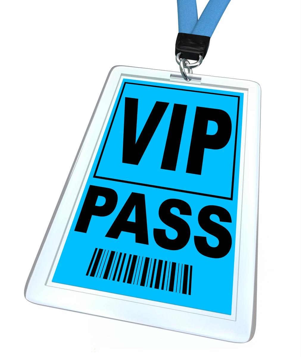 Vip Expo Pass
